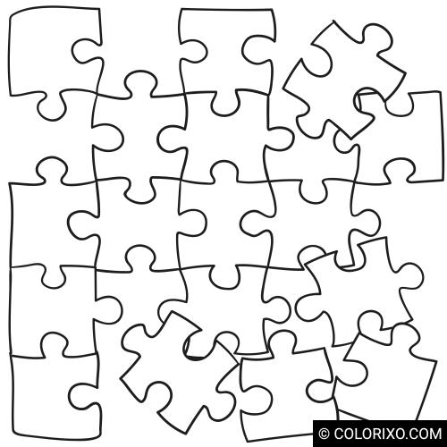 Malbuch: Bunte Rätsel