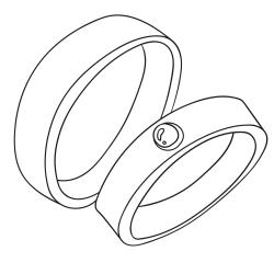 Omalovánky: Zásnubní prsten