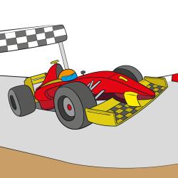 Závodní formule